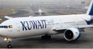 تعليق الرحلات المغادرة من مطار الكويت