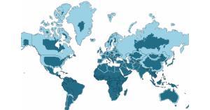 خريطة جديدة للعالم تكشف خطأ تاريخيا فادحا