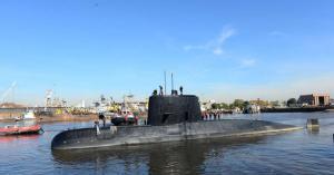 العثور على الغواصة الأرجنتينية المفقودة
