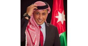 إختراق صفحة الفنان عمر العبداللات الرسمية والموثقة بالعلامة الزرقاء