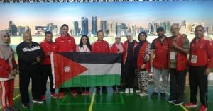 3 ميداليات للأردن في البطولة العربية للرماية