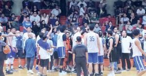 """منتخب السلة ينسحب في الربع الأخير من """"ودية"""" الفلبين"""