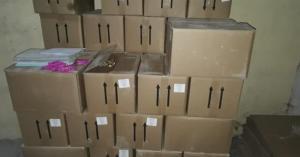 ضبط ادوية منتهية الصلاحية في عمان