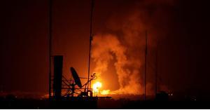 قصف حلب بغازات سامة