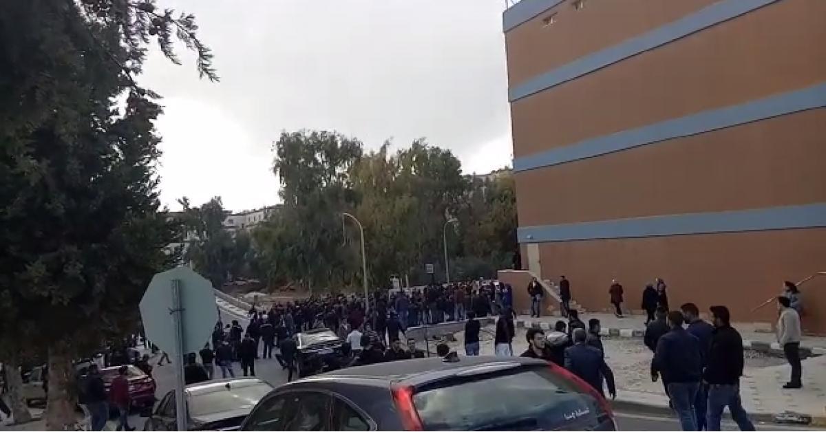 تعليق الدوام في جامعة البترا عقب مشاجرة في محيطها.. فيديو