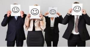 الوصفة السحرية للسعادة في العمل