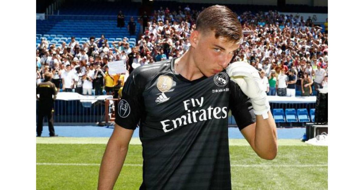 ريال مدريد يسعى لاستعادة حارسه أندريه لونين