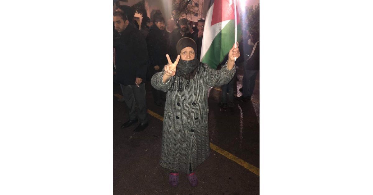 """أُمي """"الأردنية النشمية"""" ع الرابع"""