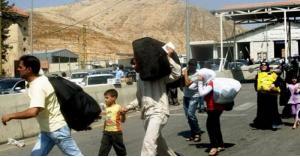 عدد السوريين العائدين لبلادهم خلال 24 ساعة
