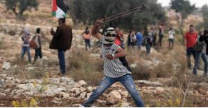 جمعة انتفاضة الحجارة الكبرى في غزة