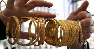 إرتفاع أسعار الذهب