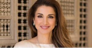 الملكة رانيا تتصدر القادة العرب بـ انستغرام
