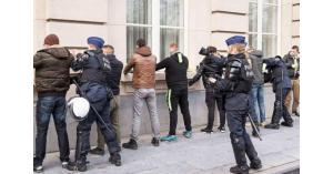 الاحتجاجات الفرنسية تمتد إلى بلجيكا وهولندا