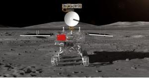مهمة فضائية الى الجانب المعتم من القمر