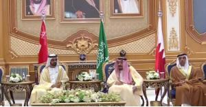 وصول الوفود المشاركة بالقمة الخليجية الـ39 الى الرياض