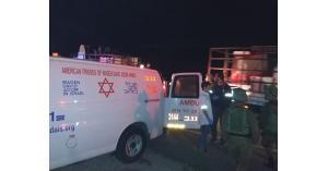 6 إصابات في عملية إطلاق نار قرب مستوطنة عوفرا (صور)