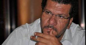 توقيف الاعلامي محمد الوكيل