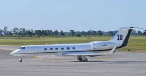 ميسي ينفق الملايين على طائرة خاصة