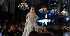 نيكول سابا وفستانها يثير جدل جديد في مصر