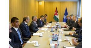 الناتو يؤكد الحرص على تقوية التعاون مع الأردن