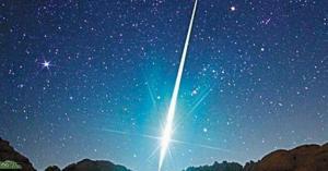 زخات نيزكية في سماء الأرض الأحد
