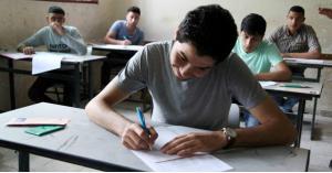 بدء امتحانات طلبة الشامل