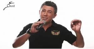 رسالة من الفنان عمر العبداللات الى الوطن والشعب - فيديو