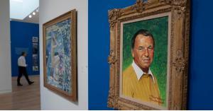 بيع 5 لوحات لفرانك سيناترا في مزاد.. وهذه أسعارها