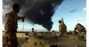 ليبيا: الجيش يحاصر آخر معاقل داعش في درنة