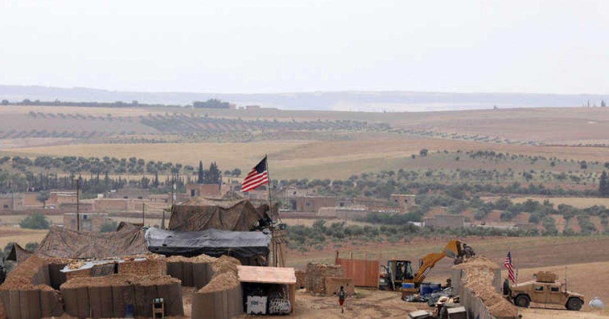 قوات مصرية إماراتية في سوريا بدل الأمريكية