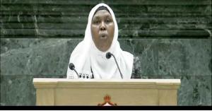 النائب ابو هليل تغضب النواب بسبب صورة