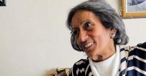 وفاة أبنة الرئيس أنور السادات