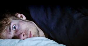 هذا ما يحصل عندما تنام والعيون مفتوحة