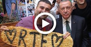 تركيا اردوغان الشيف بوراك