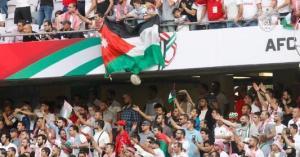 سوريا تتحدى وتشتري تذاكر مباراة النشامى
