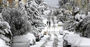 المناطق التي ستشهد تساقط للثلوج اليوم