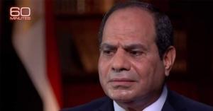 لقاء السيسي في cbs يثير الضجة في مصر.. فيديو
