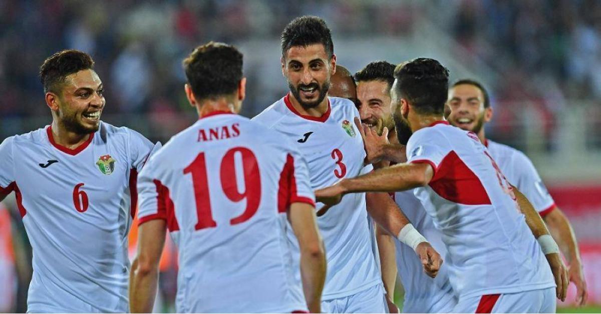 النشامى اول المتأهلين للدور الثاني من كأس اسيا 2019