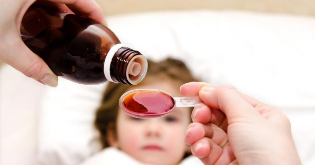 توقف عن تناول أدوية السعال