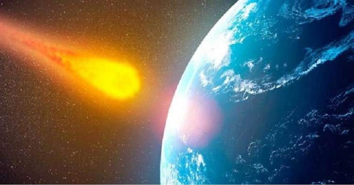 جسم عملاق يقترب من الأرض السبت