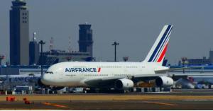 شركة Air France تعلق رحلاتها
