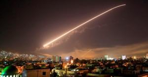 هجوم اسرائيلي على دمشق.. تفاصيل