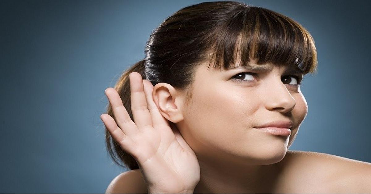 مرض يمنع المرأة من سماع اصوات الرجال