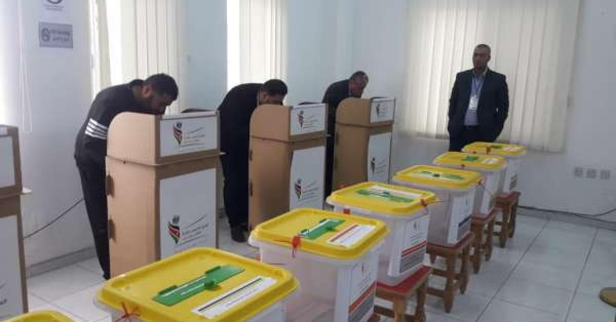 نتائج انتخابات غرف التجارة (تحديث)