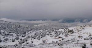 اكثر منطقة هطلت عليها الثلوج في الاردن تعرف عليها