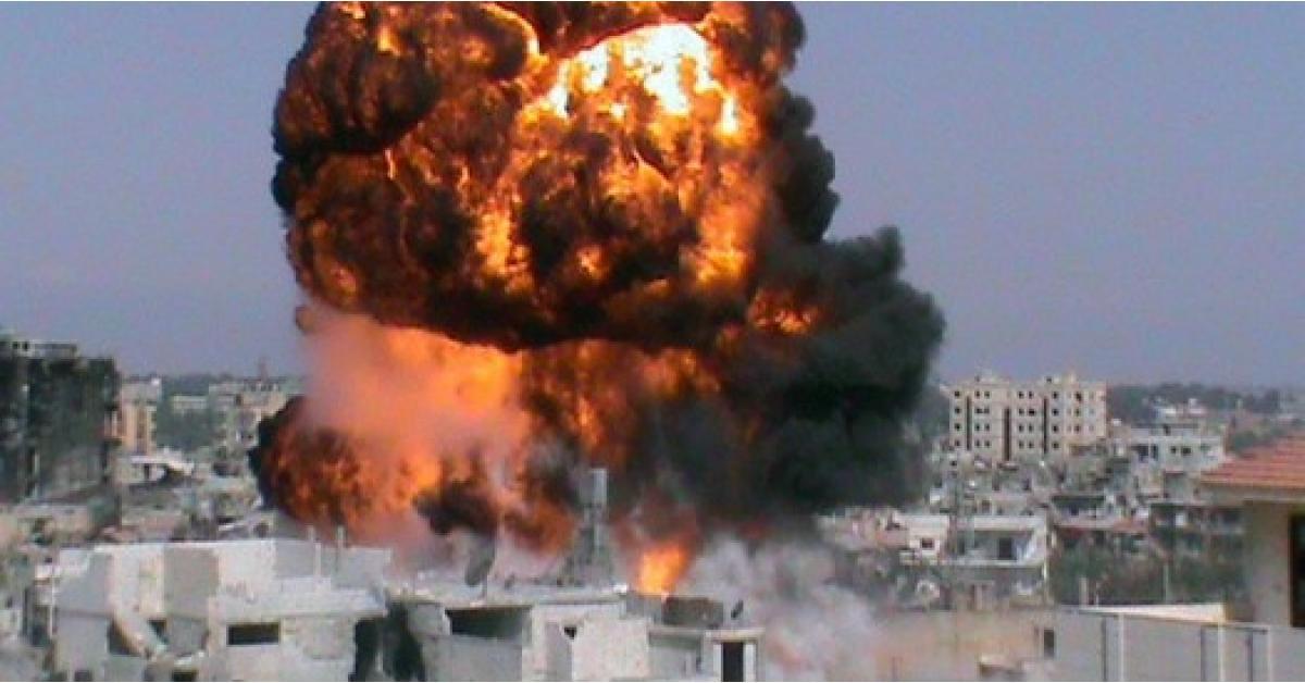 انفجار يهزّ العاصمة دمشق