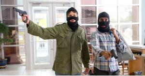 سطو مسلح على بنك في عمان
