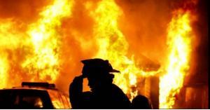 وفاة سيدة بحريق في عمان