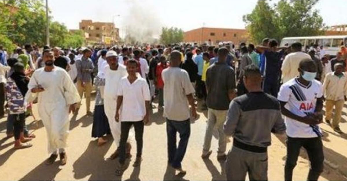 احتجاجات السودان تدخل شهرها الثاني
