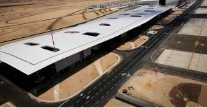 المطار الإسرائيلي الجديد قرب العقبة.. فيديو